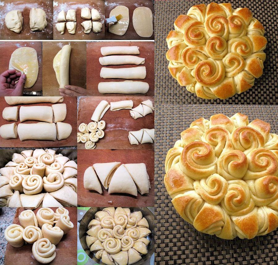 Как сделать теста для пирога