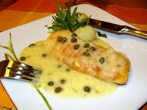 рыба в соусе телапия рецепты приготовления