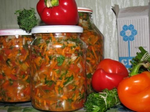 заготовки суповые на зиму рецепты с фото