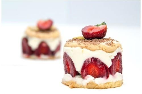 рецепты десертов с маскарпоне