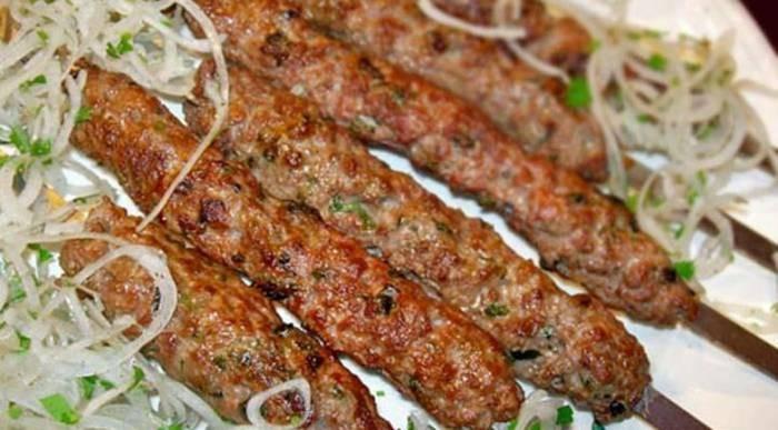 рецепт люля-кебаб с фото