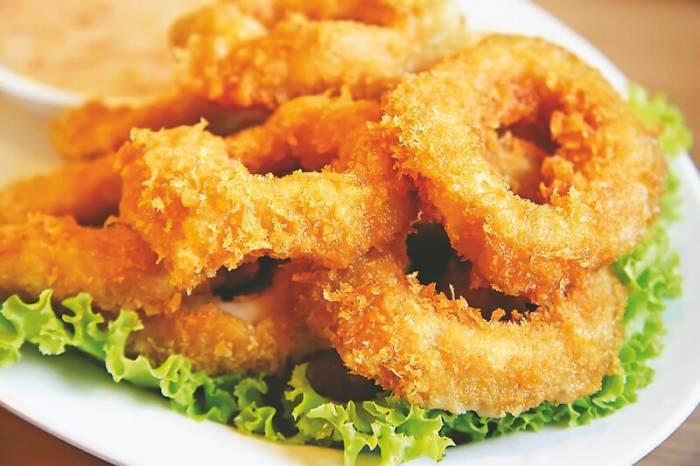 Кальмары в кляре рецепт с фото пошагово от юлии высоцкой