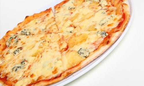 Пицца 4 сыра ингредиенты